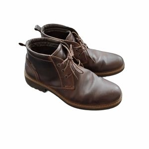 1901 Made in Italy Leather Men's Size 8